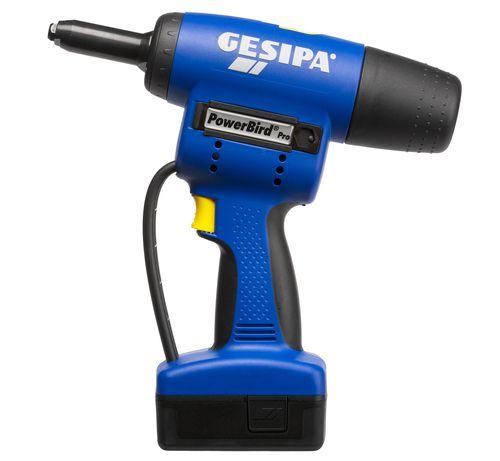 Gesipa Powerpack PRO GOLD Rivet Tool Kit