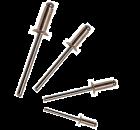 """Apex Rivet Aluminium / Steel Countersunk 1/8"""" (3.2mm) ASC-4 Rivet"""