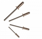 "Apex Rivet Aluminium/Steel Countersunk 3/16""(4.8mm) ASC-6"