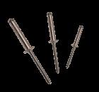 "Apex Rivet Aluminium/Steel Multigrip 1/8"" (3.2mm) ASMG-4"