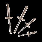 Apex Rivet Aluminium/Steel Multigrip Large Flange ASMGL